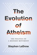 Cover for The Evolution of Atheism