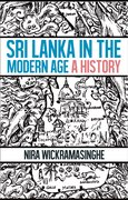 Cover for Sri Lanka in the Modern Age