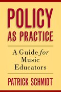 Cover for Policy as Practice