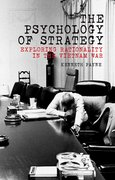 Cover for The Psychology of Strategy