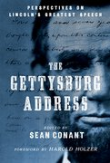 Cover for The Gettysburg Address