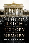 Cover for The Third Reich in History and Memory
