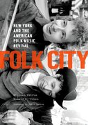 Cover for Folk City