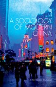 Cover for A Sociology of Modern China