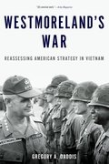 Cover for Westmoreland's War - 9780190231460
