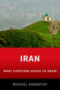 Cover for Iran - 9780190232962