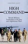 Cover for High Command