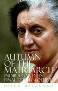 Cover for Autumn of the Matriarch