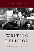 Cover for Writing Religion
