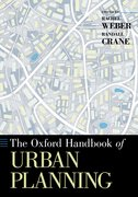 Cover for The Oxford Handbook of Urban Planning