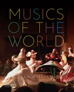 Cover for Musics of the World