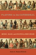 Cover for Playing in the Cathedral