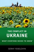 Cover for The Conflict in Ukraine