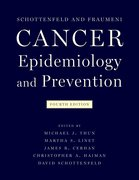 Cover for Cancer Epidemiology and Prevention