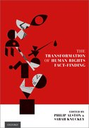 Cover for The Transformation of Human Rights Fact-Finding