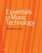Cover for Essentials of Music Technology