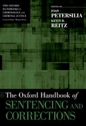 Cover for The Oxford Handbook of Sentencing and Corrections