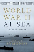 Cover for World War II at Sea - 9780190243678