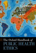 Cover for The Oxford Handbook of Public Health Ethics