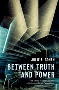 Cover for Between Truth and Power