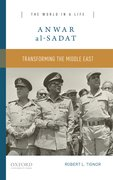 Cover for Anwar al-Sadat
