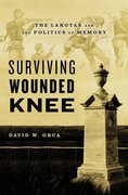 Cover for Surviving Wounded Knee