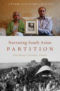 Cover for Narrating South Asian Partition