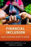 Cover for Financial Inclusion