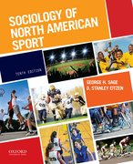 Cover for Sociology of North American Sport