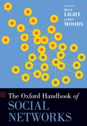 Cover for The Oxford Handbook of Social Networks