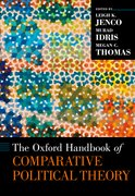 Cover for The Oxford Handbook of Comparative Political Theory