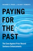 Cover for Paying for the Past - 9780190254001