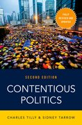 Cover for Contentious Politics