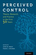 Cover for Perceived Control - 9780190257040
