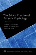 Cover for The Ethical Practice of Forensic Psychology