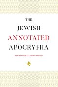 Cover for The Jewish Annotated Apocrypha