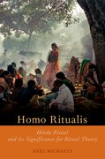 Cover for Homo Ritualis