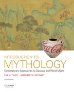 Cover for Introduction to Mythology