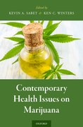 Cover for Contemporary Health Issues on Marijuana