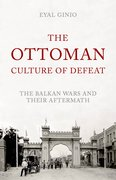 Cover for The Ottoman Culture of Defeat