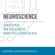 Cover for Oxford Research Encyclopedias: Neuroscience