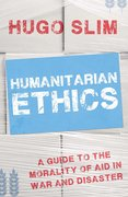 Cover for Humanitarian Ethics