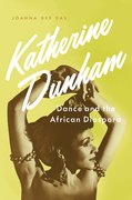 Cover for Katherine Dunham