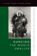 Cover for Dancing the World Smaller