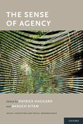 Cover for The Sense of Agency