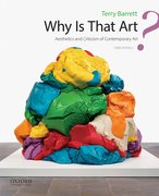 Cover for Why Is That Art?