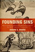 Cover for Founding Sins