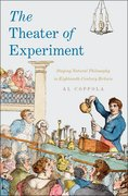 Cover for The Theater of Experiment