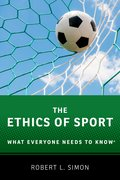Cover for The Ethics of Sport