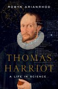 Cover for Thomas Harriot - 9780190271855